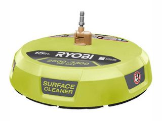 RYOBI 15 in  3300 PSI Surface Cleaner for Gas Pressure Washer