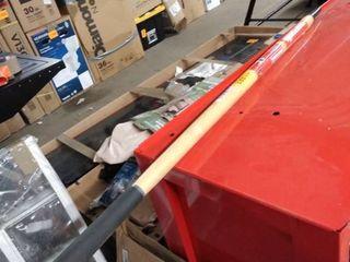 craftsman edger turf half moon pole