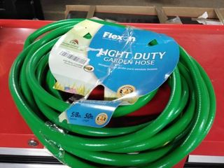 flexon hose green 50 ft