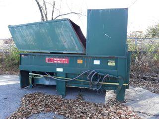 Commercial Trash compactor