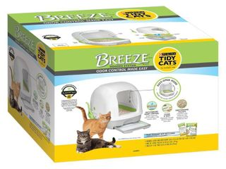 Tidy Cats Breeze Hooded litter Box System