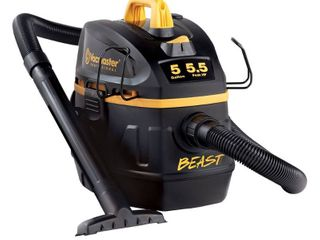 Vacmaster 5gal 5 5 Peak HP Jobsite Wet Dry Vacuum Cleaner