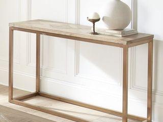 Greyson living Gallo Sofa Table   Retail 130 99   inspected