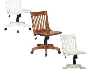 Copper Grove Hakai Wooden Bankers Chair  Retail 139 99