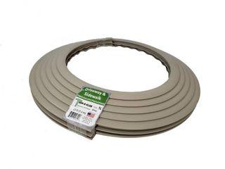 Trim A Slab  Common  1 25 in x 0 75 in x 300 in  Actual  1 23 in x 1 06 in x 300 in   Polyvinyl Concrete Expansion Joints