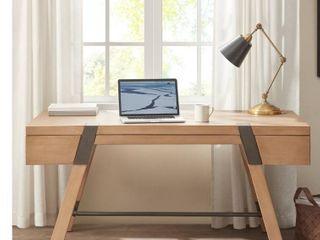 Madison Park Williams Natural Writing Desk  Retail 418 99