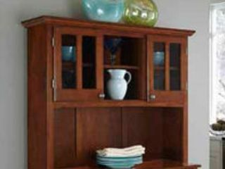 Homestyles Hutch Only with two drawers