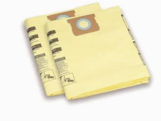 Shop Vac 2 Pack 10 Gallon Collection Bag Item  12322Model  9067211   set of 2