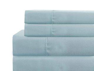 Modern Threads Deep Pocket Ultra Soft Solid 3 Piece Bed Sheet Set twin
