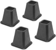 bed risers set of 4