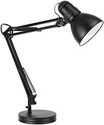 globe desk lamp black