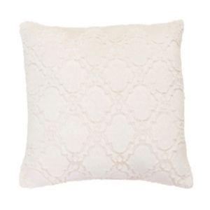 Set of 2 Mia lattice Pillows   Decorative Throw Set