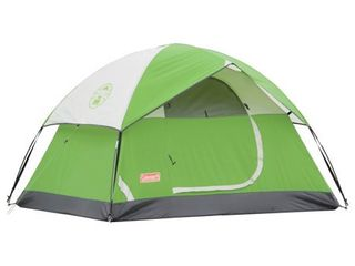 Coleman Sundome 2 Person Dome Tent  Green