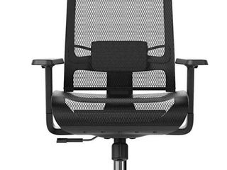 Bilkoh Mesh Office Chair Ergonomic Office Chair Computer Desk Chair  Mesh Seat