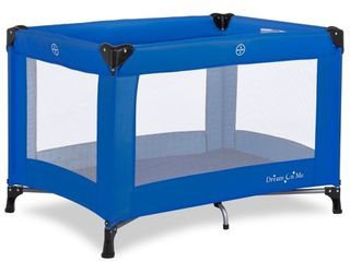 Dream On Me Nest Portable Playard  Royal Blue