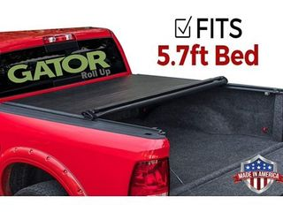 Gator Roll Up  fits  2009 2018 Dodge Ram 5 7 FT  Bed Only Soft Tonneau Truck Bed Cover Made in the USA 53204
