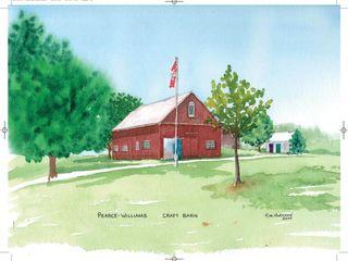 Craft Barn Watercolour 18 5 x 16 5 Kim Hughson