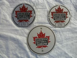 3 CN telegraph badges