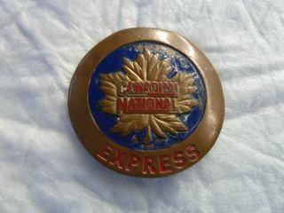 CN Express Badge