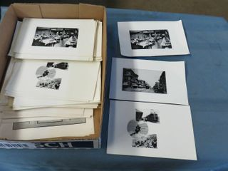 box of various local images