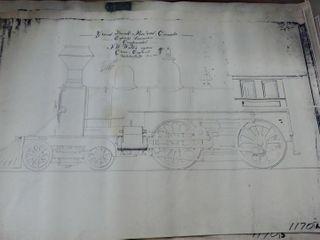 5 locomotive diagrams