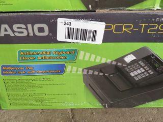Casio cash registers