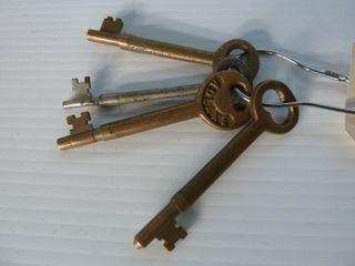 4 skeleton keys