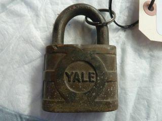 lock marked YAlE