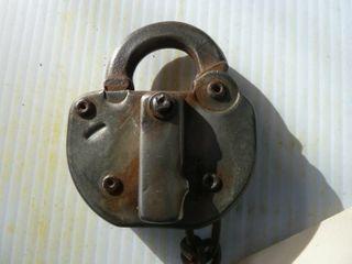 railroad lock