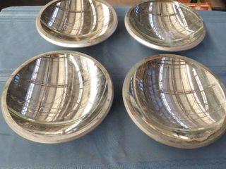 4 signal light mirrored back lenses