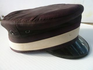 2 railway hats