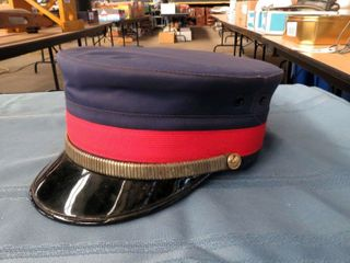 railway hat