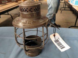 GTR railroad lantern