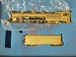 Baltimore   Ohio Class V 2 brass model train