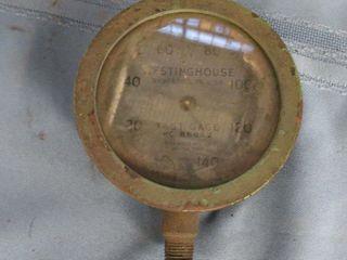 Westing House test gauge