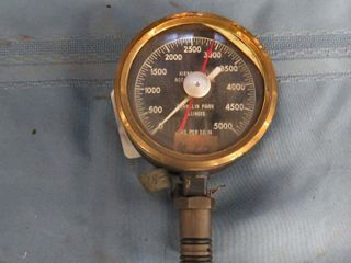 Kiene Diesel test gauge