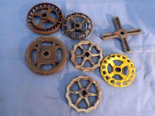 7 industrial handles