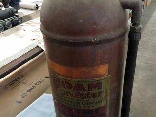 Foam Fyr Fyter fire extinguisher