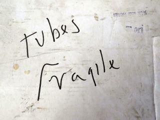 box of lightbulb tubes