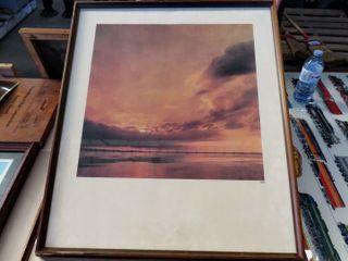 2 framed CN prints