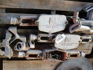 railroad signal mounting parts