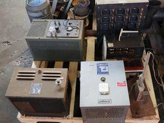 pallet lot of electronics