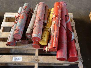 pallet lot of flagman s kits