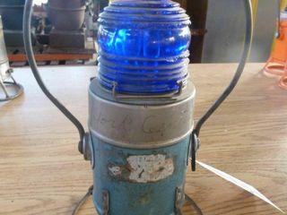 railroad hand lantern