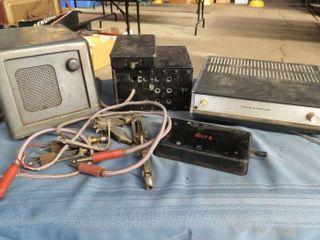 box of phone equipment