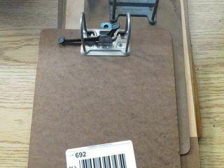 6 clip boards