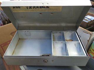 paper organizer  lock box   wire paper holders
