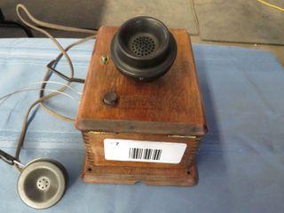 Northern Electric speaker phone