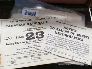 Grand Trunk Railway   CN timetables