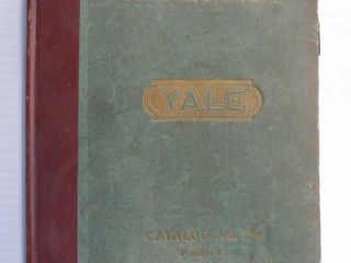 The Yale   Towne Mfg Co  book